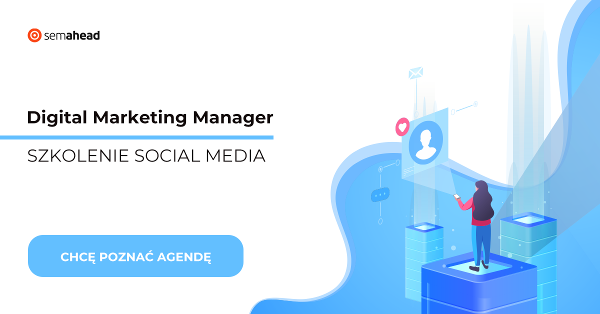 Innowacyjne szkolenie Social Media Manager